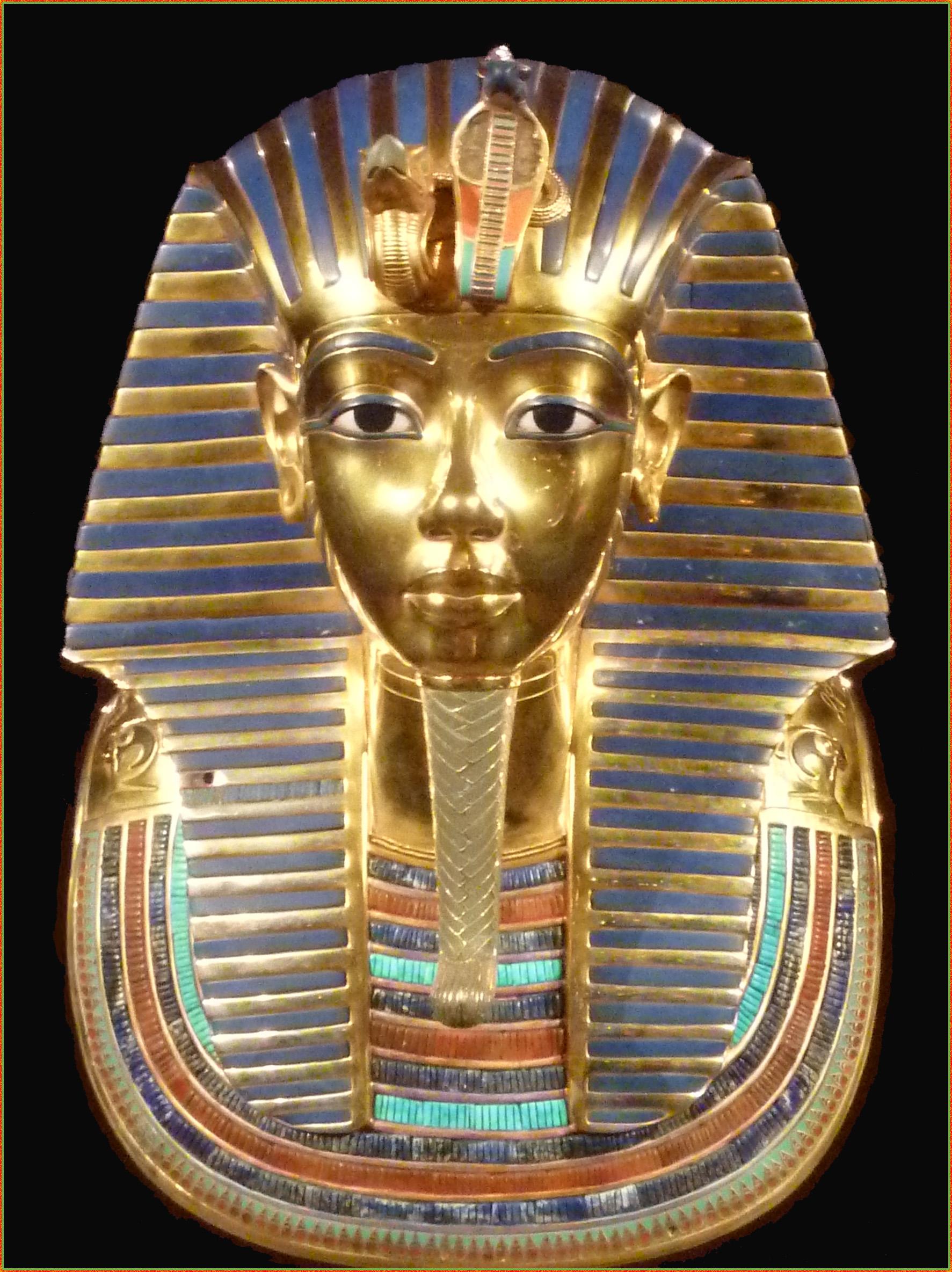Farao Van Egypte Toetanchamon Bekendste Farao Van Egypte